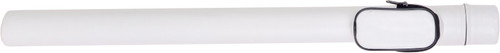 Sterling Round White Cue Case for 1 Cue