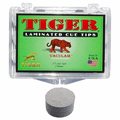 Tiger Laminated Tip, Soft, 14mm