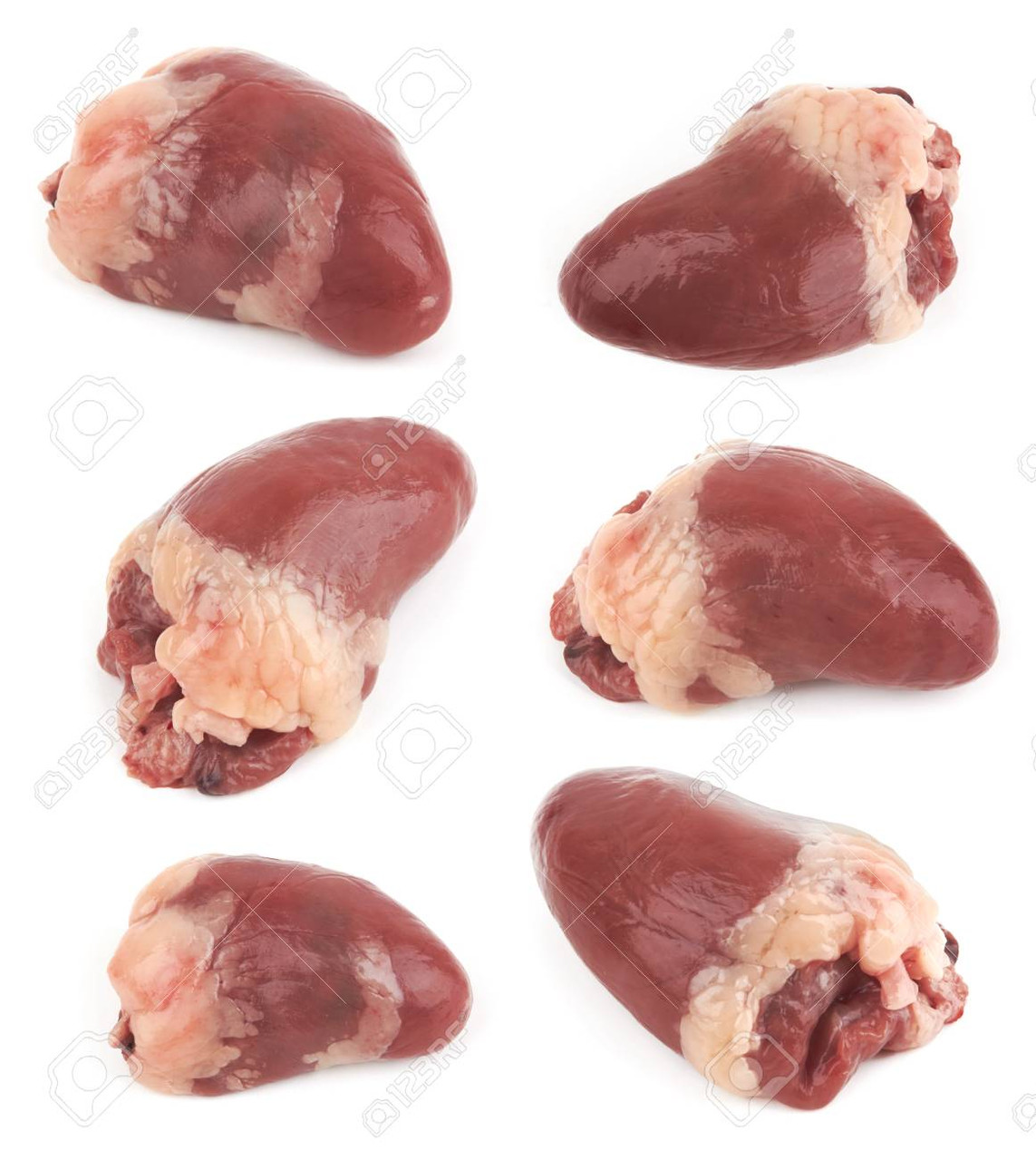 Chicken Hearts Full Case 40 Excel Pet Pantry