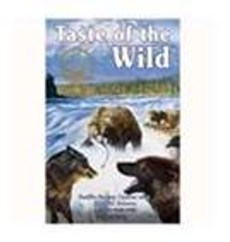Taste of the Wild Pacific Stream Canine Formula with Smoked Salmon (Choose Size to View Price)