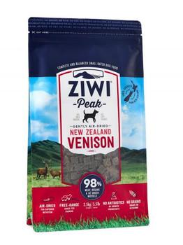 Ziwi Peak Air Dried Dog Food, Venison, 1 lb.