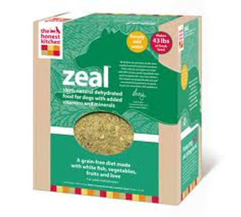 Honest Kitchen Zeal (Choose Size to View Price)
