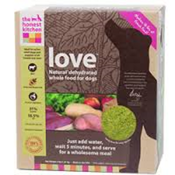 Honest Kitchen Love, 4 lb.