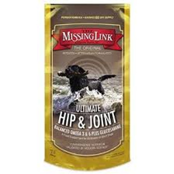 Missing Link Ultimate Hip, Joint and Coat Supplement, 1 lb.