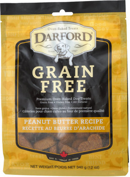 Darford Grain Free Peanut Butter Biscuits (12 oz.)