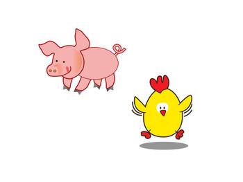 Special Grind #5:  Pork/Chicken, 4 lb. bag