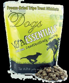Vital Essentials Tripe Nibblets, 1 lb.