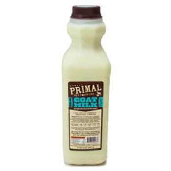 Primal Goat Milk (32 oz.)