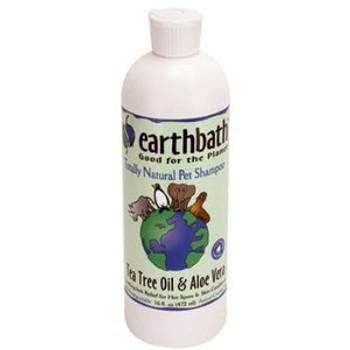 Earthbath Orange Peel Oil Shampoo (16 oz)