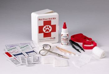 Clot It First Aid Kit