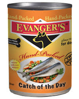 Evanger's Whole Uncut Sardines, 13 oz.