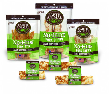Earth Animal No-Hide Pork Chew (Choose size to view price)
