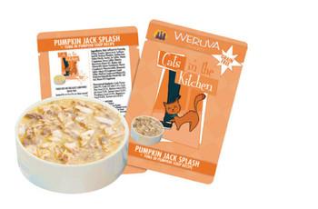 Weruva Cats in the Kitchen - Pumpkin Jack Splash Cat Food Pouch, 3.0 oz.