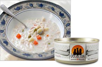 Weruva Grandma's Chicken Soup with Pumpkin Cat Food  Can, 5.5 oz.