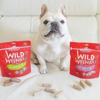 Stella & Chewy's Wild Weenies, 3.25 oz. (Choose Flavor)