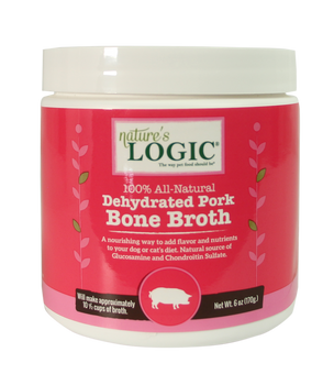 Nature's Logic Dehydrated Pork Bone Broth (Choose size to view price)