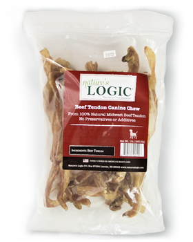Nature's Logic Beef Tendon Treats, 1 lb. bag