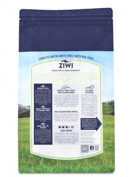Ziwi Peak Air Dried Dog Food, Tripe and Lamb, 2.2 lb.