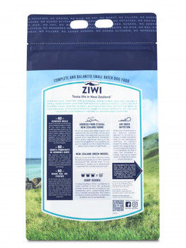 Ziwi Peak Air Dried Dog Food, Mackerel and Lamb, 1 lb.