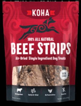 Koha Beef Strips, 3.25 oz.