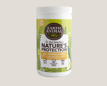 Earth Animal Flea & Tick Internal Powder, 1 lb.