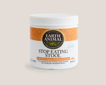 Earth Animal Stop Eating Stool, 8 oz.