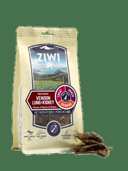 Ziwi Peak Venison Lung and Kidney, 2.1 oz.