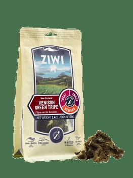 Ziwi Peak Venison Green Tripe Chews, 2.4 oz.