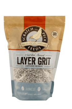Scratch and Peck Layer Grit 7lb