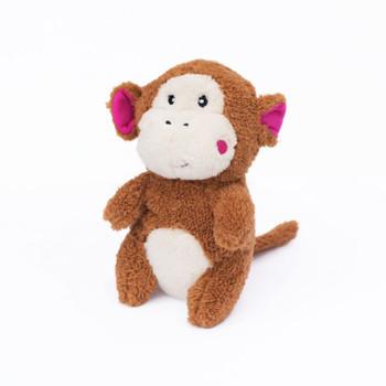 Zippy Paws Cheeky Chumz Monkey