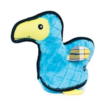 Zippy Paws Z-Stitch Grunters Dodo the Dodo Bird