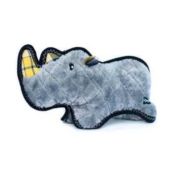 Zippy Paws Z-Stitch Grunters Ronny the Rhino