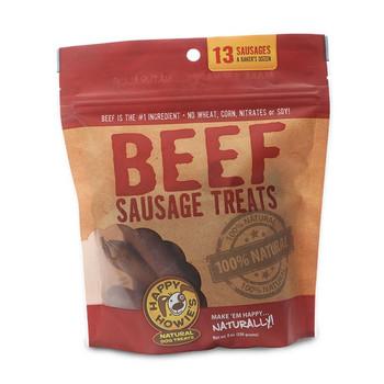 """Happy Howie's Beef Sausage 4"""" (Baker's Dozen)"""