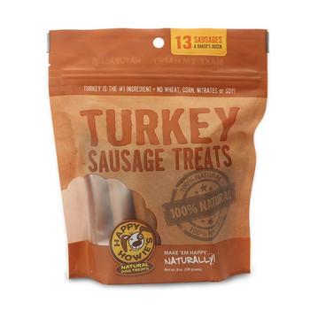 """Happy Howie's Turkey Sausage 4"""" (Baker's Dozen)"""