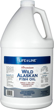 Lifeline Wild Fish Oil, 128 oz.