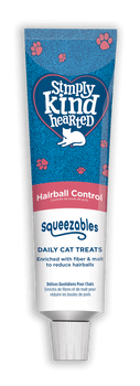 Simply Kind Hearted Hairball Control Cat, 3.53 oz.