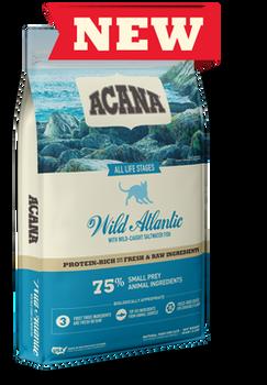 Acana Wild Atlantic Cat Food, 4 lb.