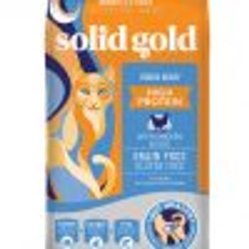 Solid Gold Indigo Moon Cat, 3#
