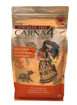 Carna4 Baked Cat Food, Fish, 2 lb.