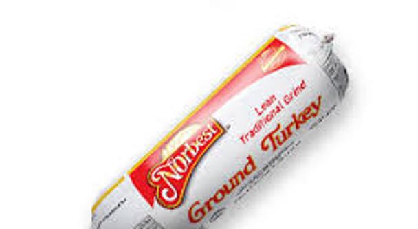Ground Turkey Chubs (Choose Size to View Price)