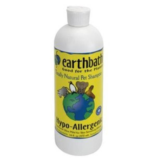 Earthbath Hypoallergenic Shampoo (16 oz)