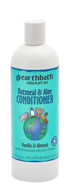 Earthbath Oatmeal and Aloe Conditioner (16 oz)