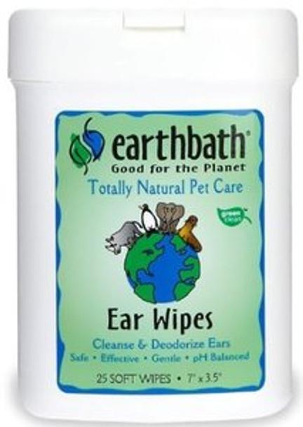 Earthbath Ear Wipes (25 ct)