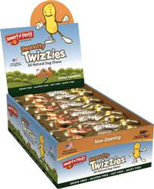 Peanutty Twizzies, 12""