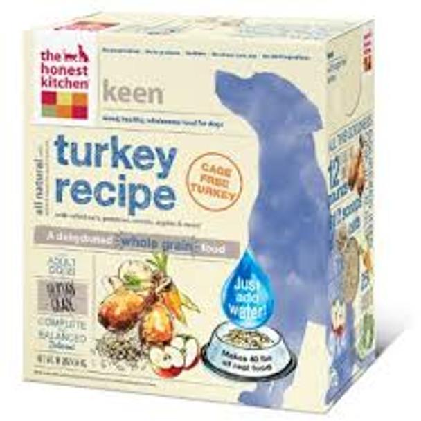 Honest Kitchen Whole Grain Keen Turkey Dog Food  (Choose Size to View Price)
