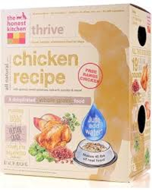 Honest Kitchen Thrive (Choose Size to View Price)