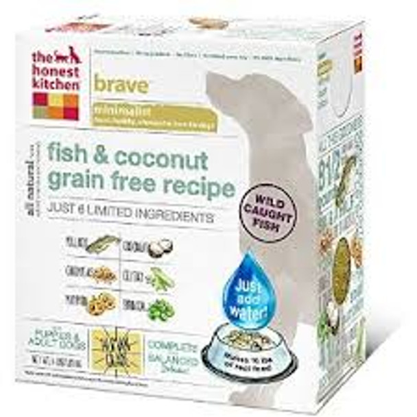 Honest Kitchen Brave (Choose Size to View Price)