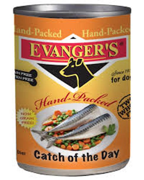 Evanger's Whole Uncut Sardines, 13 oz.