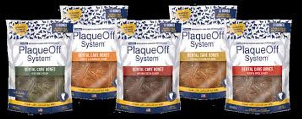 ProDen PlaqueOff Dental Health Bones (Choose Flavor)