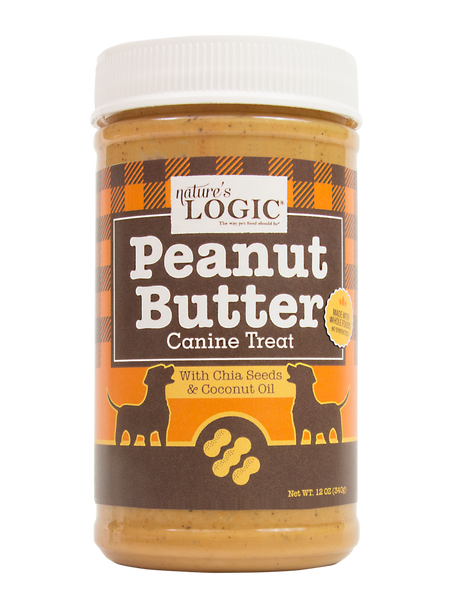 Nature's Logic Peanut Butter Canine Treat